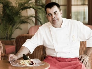 Chef Jaime Perez